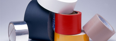 Rolls of pressure-sensitive adhesive tape