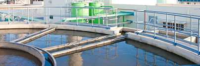 Treatment tanks in wastewater treatment systems
