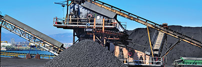 Coal processing facility