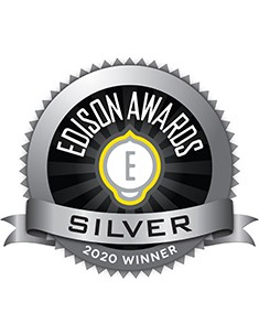 Edison Awards Silver 2020 logo